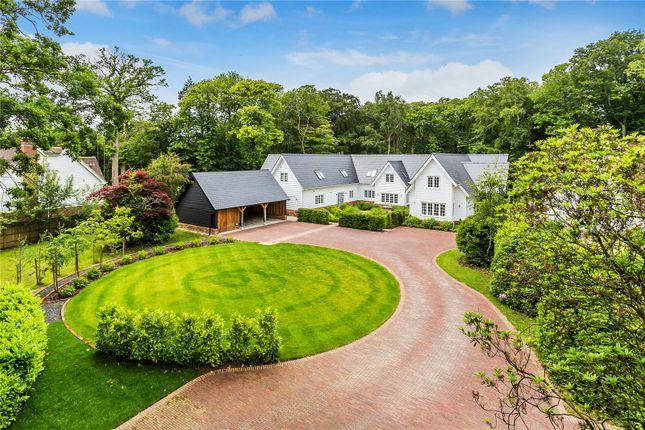 Thumbnail Detached house for sale in Burgh Hill, Etchingham, East Sussex