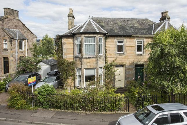 Thumbnail Semi-detached house for sale in Friar Street, Perth
