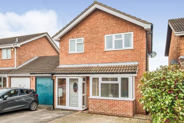 Thumbnail Link-detached house for sale in Wilkes Way, Bidford On Avon, Alcester, Warwickshire