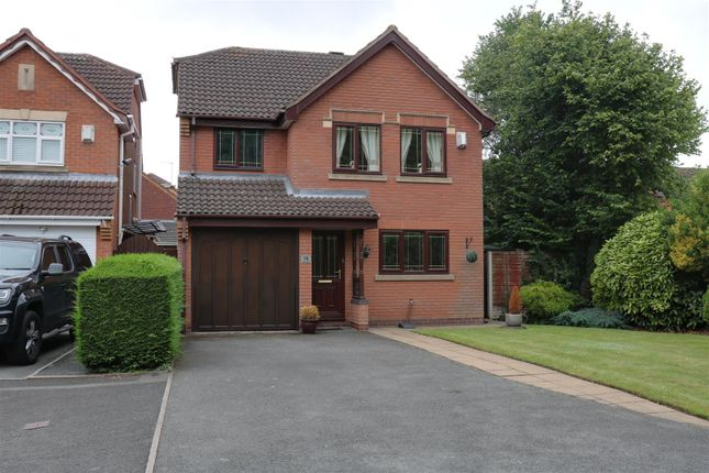 Thumbnail Detached house for sale in Redbourn Road, Turnberry, Bloxwich