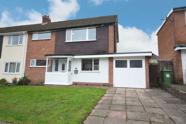 Semi-detached house in  Pear Tree Crescent  Shirley  Solihull  Birmingham