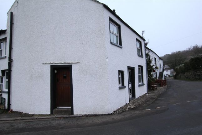 Side Elevation of Hill View Cottage, Bouth, Ulverston LA12