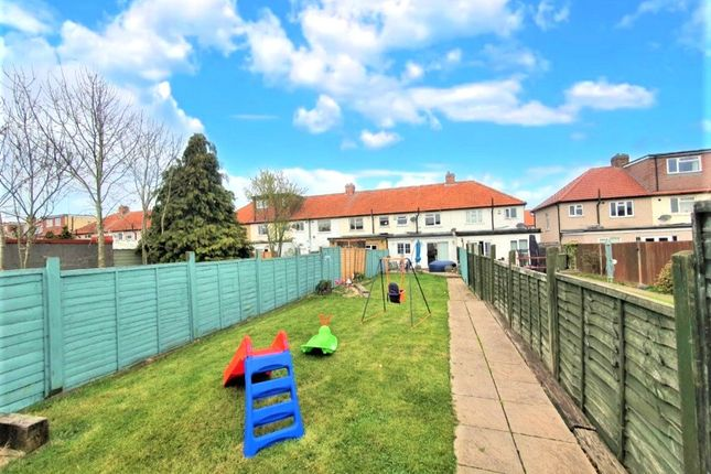 3 bed terraced house for sale in Berkeley Road, Hillingdon, Middlesex UB10