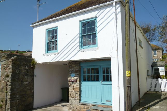 Detached house for sale in Parade Hill, Mousehole, Penzance