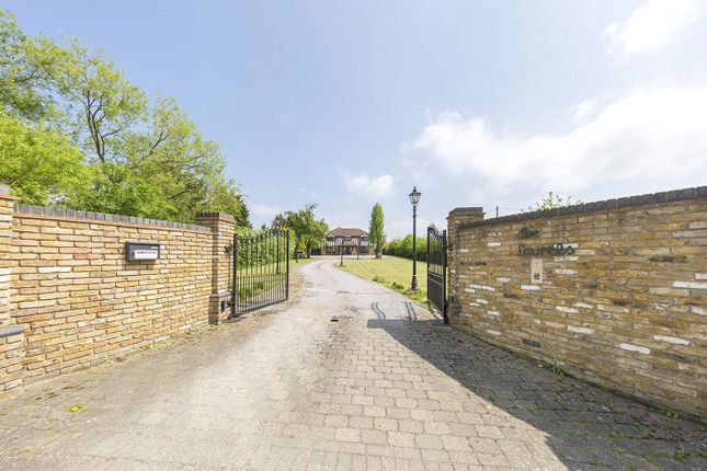 Thumbnail Detached house for sale in Risebridge Chase, Romford, Essex