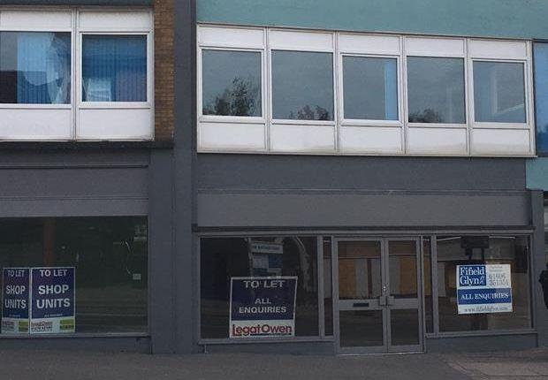 Thumbnail Retail premises to let in Edleston Road, Crewe, Cheshire