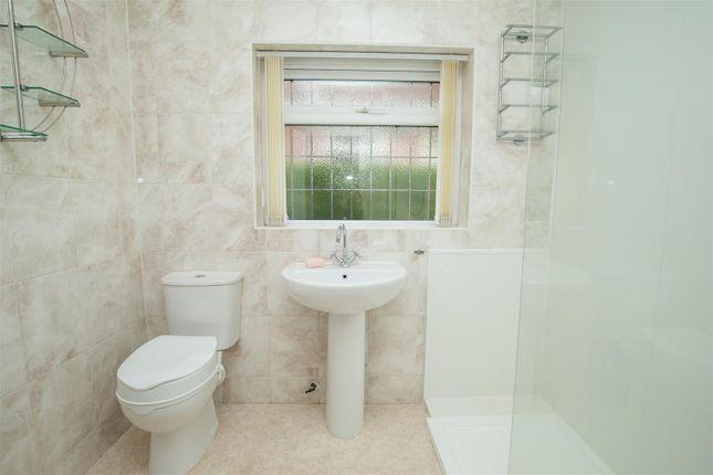 Shower Room of Kelmscott Garth, Leeds LS15