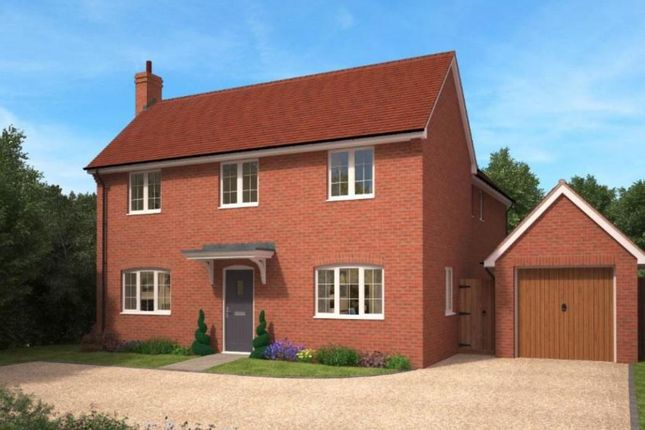 Thumbnail Detached house for sale in Fairfield House, The Street, Tongham
