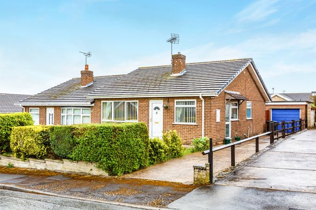 Semi-detached bungalow for sale in Limestone Close, Woodsetts, Worksop