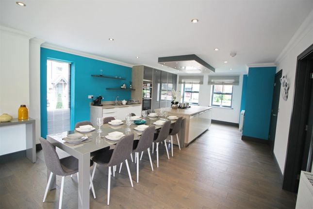 Thumbnail Detached house for sale in Plot 8, Valley View, Retford
