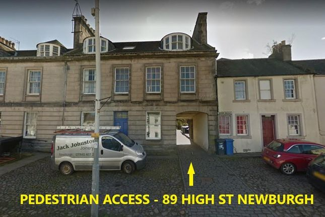 High St Access of High Street, Newburgh, Cupar KY14
