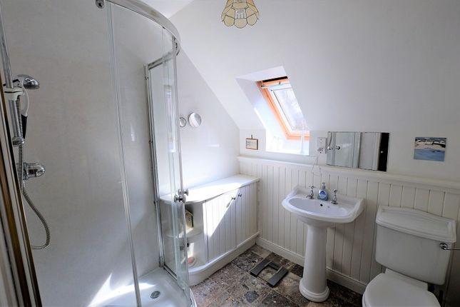 Shower Room of 3 Kilmore Road, Drumnadrochit, Inverness. IV63