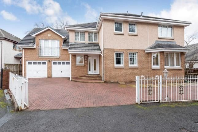 Thumbnail Detached house for sale in Swinton Road, Swinton, Glasgow, Lanarkshire