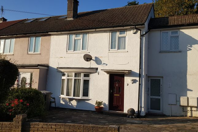 Thumbnail Terraced house to rent in Rushden Gardens, Mill Hill