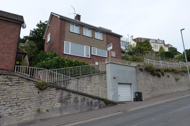 Thumbnail Detached house to rent in Brunswick Street, Yeovil