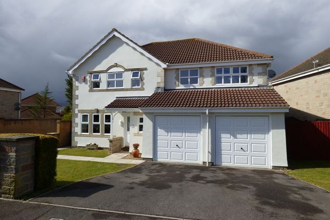 Thumbnail Detached house for sale in St. Saviours Rise, Frampton Cotterell, Bristol