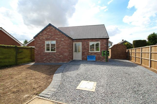 Thumbnail Detached bungalow for sale in Mulberry Way, Spalding