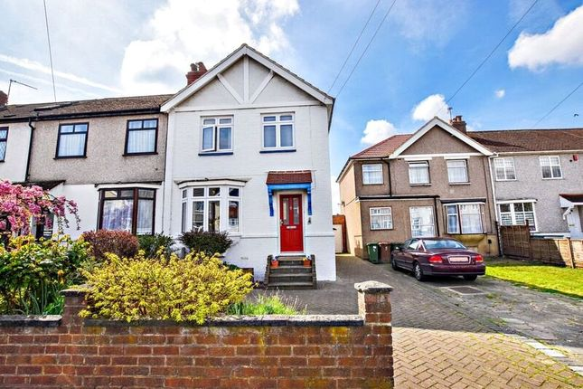 Thumbnail End terrace house for sale in Garrard Close, Bexleyheath, Kent