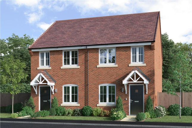 """2 bed semi-detached house for sale in """"Marchmont"""" at Seagrave Road, Sileby, Loughborough LE12"""