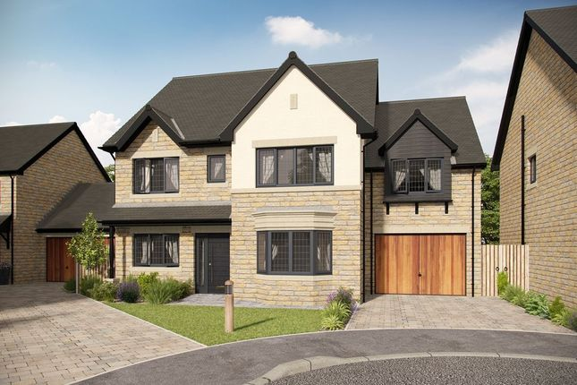 Thumbnail Detached house for sale in The Hardwick, Wyre Grange Lodge Lane, Singleton, Poulton-Le-Fylde