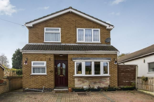 Thumbnail Detached house for sale in Lodge Street, Draycott, Derby, Derbyshire