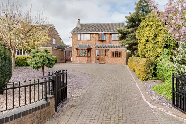 Thumbnail Detached house for sale in 57 Walseker Lane, Harthill, Sheffield