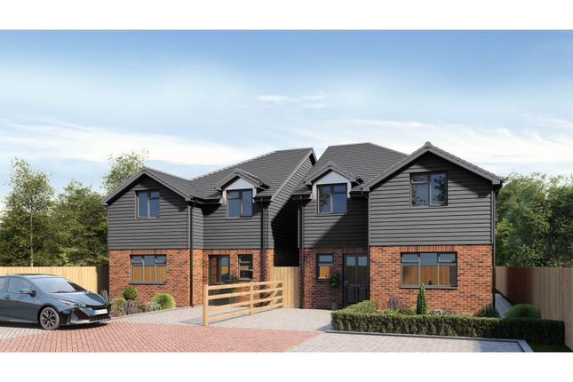 Thumbnail Detached house for sale in 595 Maidstone Road, Chatham