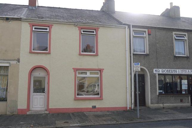 3 bed terraced house for sale in Laws Street, Pembroke Dock