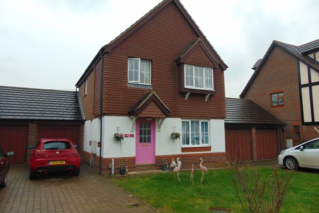 Thumbnail Detached house to rent in Kings Chase, Willesborough, Ashford
