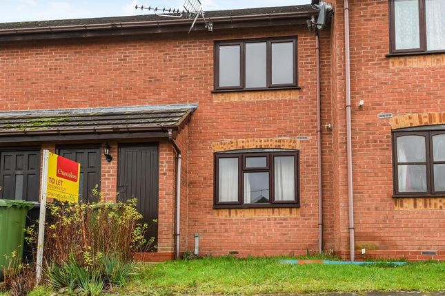 Thumbnail Terraced house to rent in Kenelm Court, Leominster
