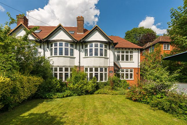 Thumbnail Property for sale in Rectory Avenue, High Wycombe