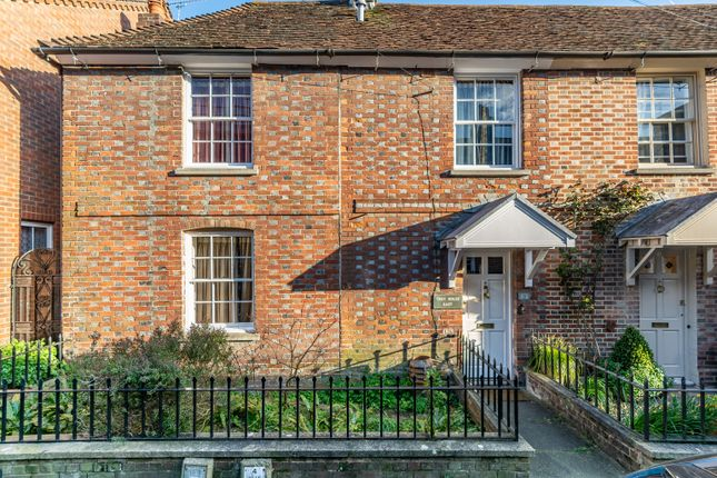 Thumbnail Town house for sale in Tarrant Street, Arundel