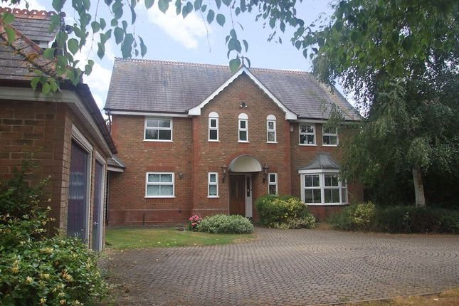 Thumbnail Detached house to rent in Bluebell Meadow, Wokingham, Berkshire