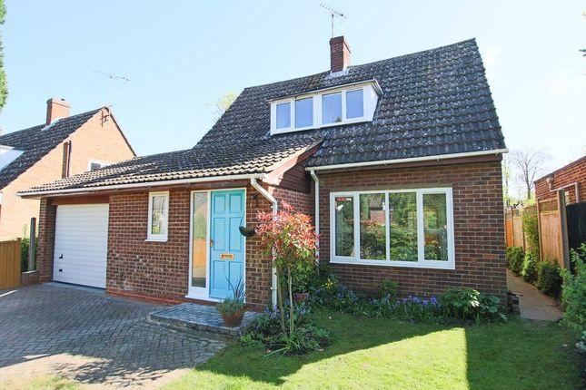 Thumbnail Detached house for sale in Longhedges, Saffron Walden