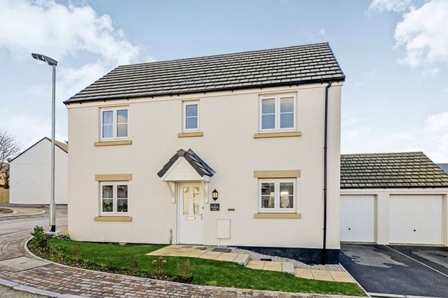 Thumbnail Detached house for sale in Newberry Lane, Goonhavern, Truro