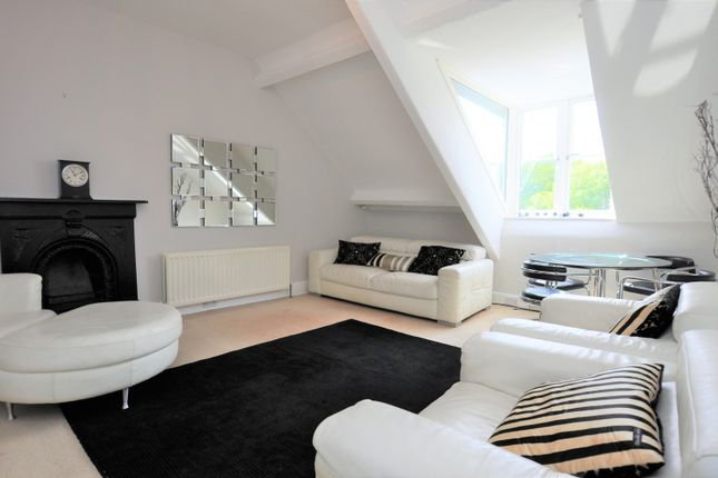 Thumbnail Flat to rent in Osborne Villas, Jesmond, Newcastle Upon Tyne