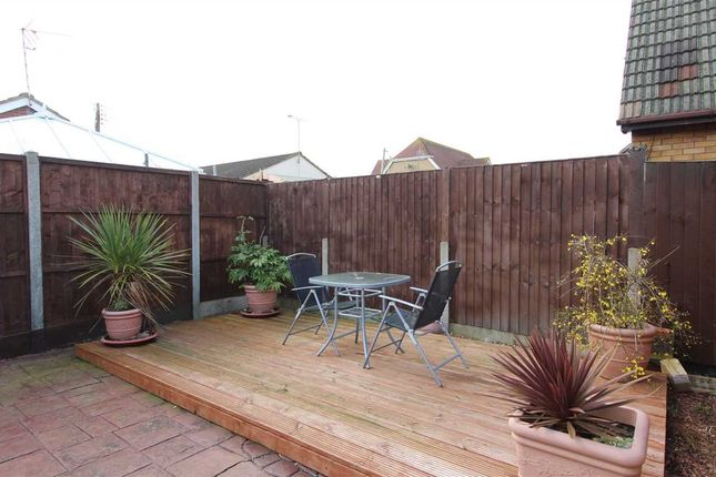 Decking Area of Metz Avenue, Canvey Island SS8