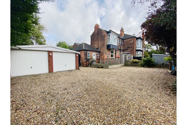 Thumbnail Semi-detached house for sale in Desmond Avenue, Hull