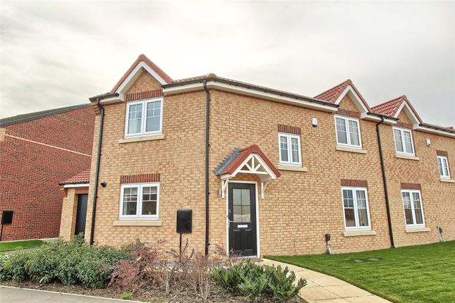 3 bed semi-detached house to rent in Turnhouse Road, Eaglescliffe, Stockton-On-Tees TS16