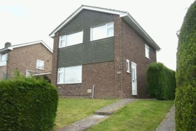 Thumbnail Detached house to rent in Robin Way, Chipping Sodbury, Bristol