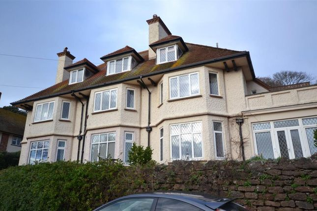 Thumbnail Maisonette for sale in East Terrace, Budleigh Salterton, Devon