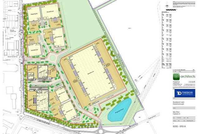 Thumbnail Light industrial to let in Flagship Park, Peterborough