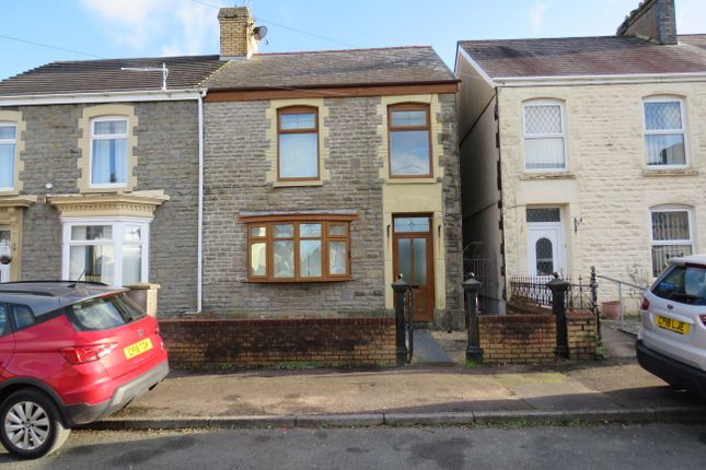 Thumbnail Semi-detached house for sale in Cross Street, Pontarddulais