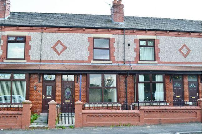 Thumbnail Terraced house to rent in Bickershaw Lane, Abram, Wigan