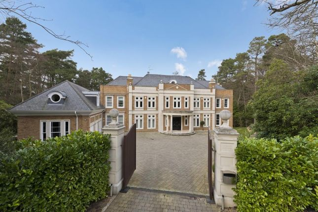 Thumbnail Detached house to rent in Camp End Road, St Georges Hill, Weybridge. Surrey.