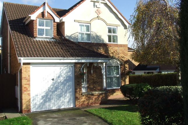 Thumbnail Detached house to rent in Northwood Drive, Hessle