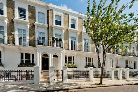 Thumbnail Terraced house for sale in Redcliffe Road, Chelsea