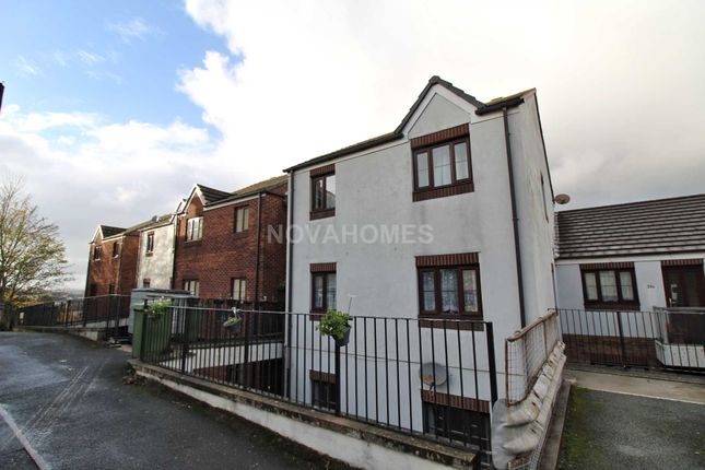 Thumbnail Flat for sale in Northesk Street, Stoke, Plymouth