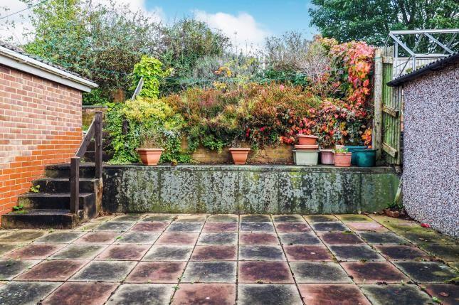 Garden of Chilwell Court, Nottingham, Nottinghamshire NG6