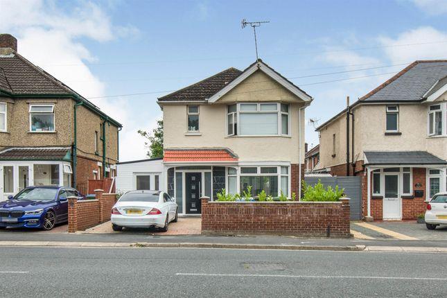 Thumbnail Detached house for sale in Regents Park Road, Southampton